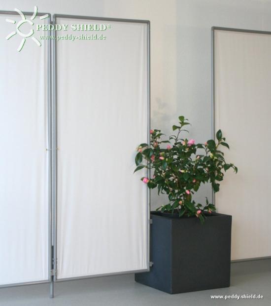 Montagezubehör für Paravent-Wand Clip▻ online kaufen | blackorange.net
